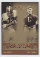 Jim Brown, Jim Thorpe /500