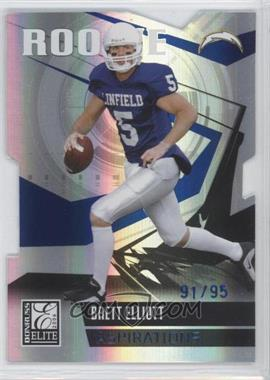 2006 Donruss Elite - [Base] - Aspirations Die-Cut #117 - Brett Elliott /95