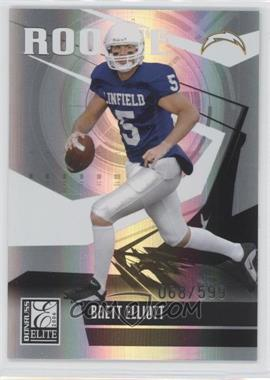 2006 Donruss Elite - [Base] #117 - Brett Elliott /599