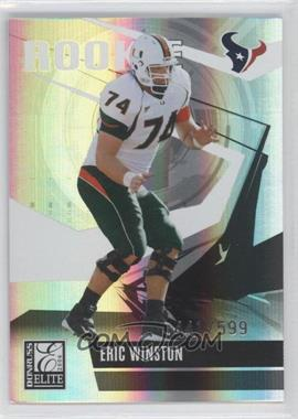 2006 Donruss Elite - [Base] #148 - Eric Winston /599