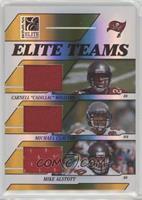Cadillac Williams, Michael Clayton, Mike Alstott /99