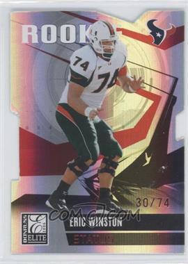 2006 Donruss Elite [???] #148 - Eric Winston /74