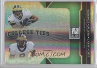 Braylon Edwards, Jason Avant /1000