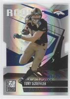 Tony Scheffler /15