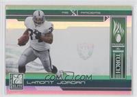 Bo Jackson, LaMont Jordan /500