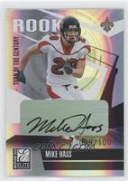 Mike Hass /100