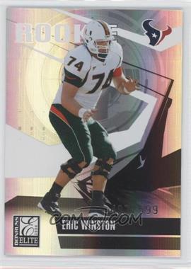2006 Donruss Elite #148 - Eric Winston /599