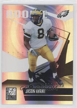 2006 Donruss Elite #160 - Jason Avant /599