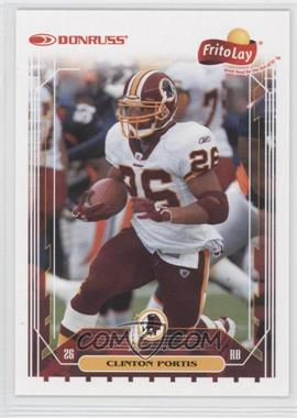 2006 Donruss Frito Lay #17 - Clinton Portis