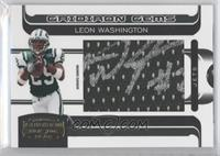 Leon Washington /150