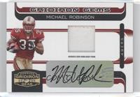 Michael Robinson /50