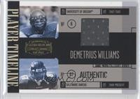Demetrius Williams /250