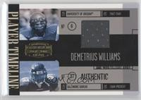 Demetrius Williams /250