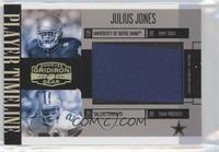 Julius Jones /20