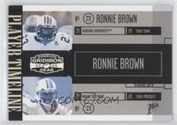 Ronnie Brown /250