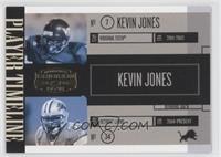 Kevin Jones /500