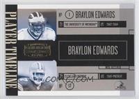 Braylon Edwards /500