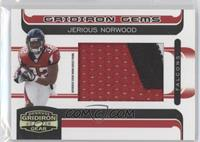 Jerious Norwood /150