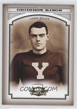 2006 Donruss Threads College Gridiron Kings #CGK-40 - Larry Kelley