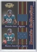 Marcedes Lewis, Maurice Jones-Drew /500