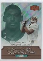 Marques Colston /25