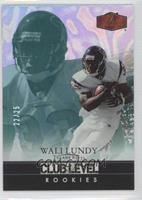 Wali Lundy /25