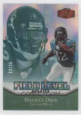 2006 Flair Showcase Legacy Emerald #204 - Maurice Jones-Drew /25
