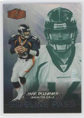 2006 Flair Showcase Legacy Emerald #246 - Jake Plummer /25