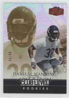 Danieal Manning /99