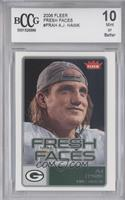 A.J. Hawk [ENCASED]