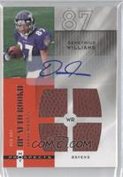 Demetrius Williams /99