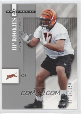 2006 Fleer Hot Prospects #146 - Andrew Whitworth /1150