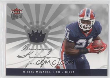 2006 Fleer Ultra Scoring Kings Jersey [Memorabilia] #SK-WM - Willis McGahee