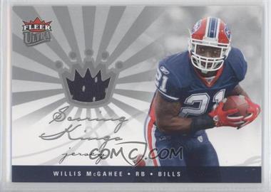2006 Fleer Ultra Scoring Kings Jersey #SK-WM - Willis McGahee