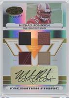Michael Robinson /25