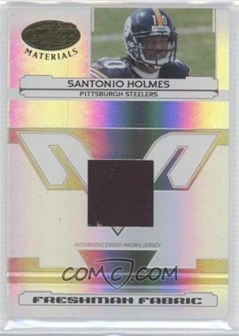 2006 Leaf Certified Materials #219 - Santonio Holmes /550