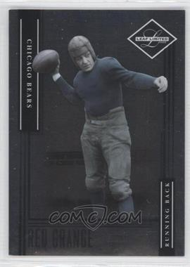 2006 Leaf Limited #148 - Red Grange /799