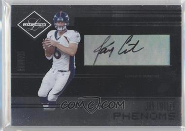 2006 Leaf Limited #258 - Phenoms - Jay Cutler /100