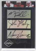 Manny Lawson, John McCargo, Mario Williams /100