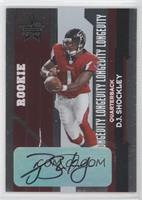 D.J. Shockley /25