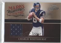 Charlie Whitehurst /200