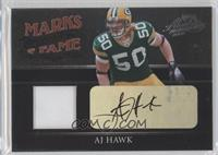 A.J. Hawk /25