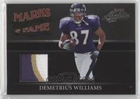 Demetrius Williams /50