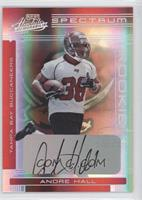 Andre Hall /100