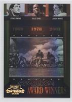 Billy Sims, Jason White, Steve Owens /100