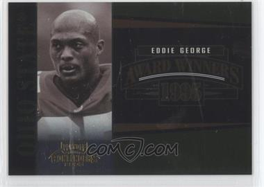2006 Playoff Contenders - Award Winners #AW-36 - Eddie George /1000