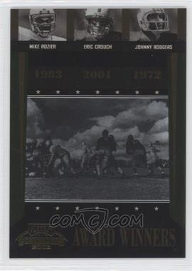 2006 Playoff Contenders - Award Winners #AW-40 - Eric Crouch, Mike Rozier, Johnny Rodgers /1000