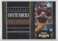 Sonny Jurgensen /250