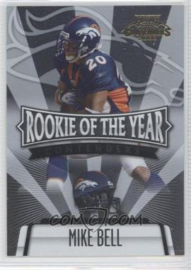 2006 Playoff Contenders - Rookie of the Year Contenders #ROY-16 - Mike Bell /1000