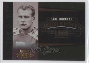 2006 Playoff Contenders [???] #AW-27 - Paul Hornung /1000